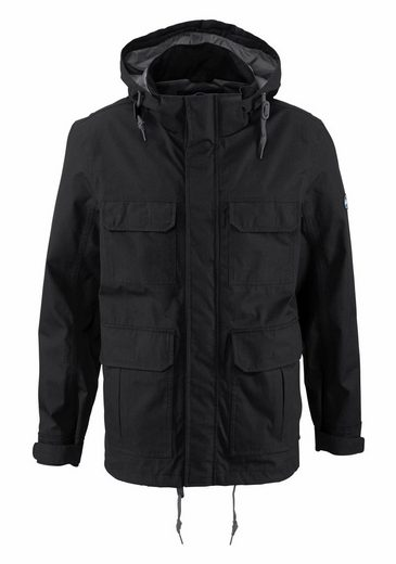 Polarino Functional Jacket, Made Of Water- And Windproof Material