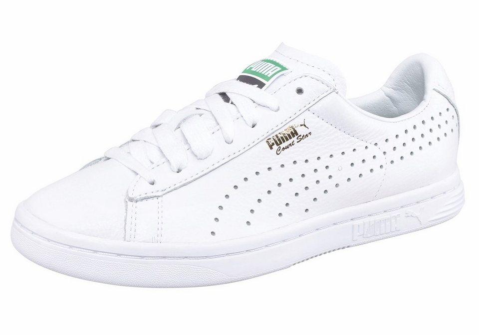 PUMA »Court Star NM« Sneaker in weiß