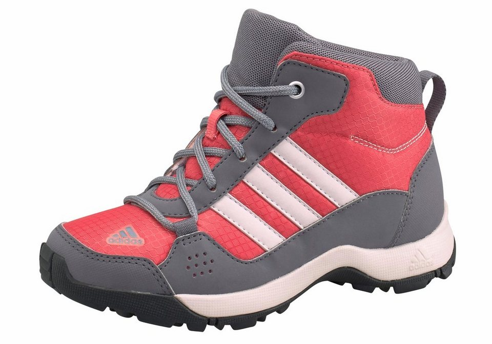 adidas Performance »Hyperhiker« Outdoorschuh in pink-weiß