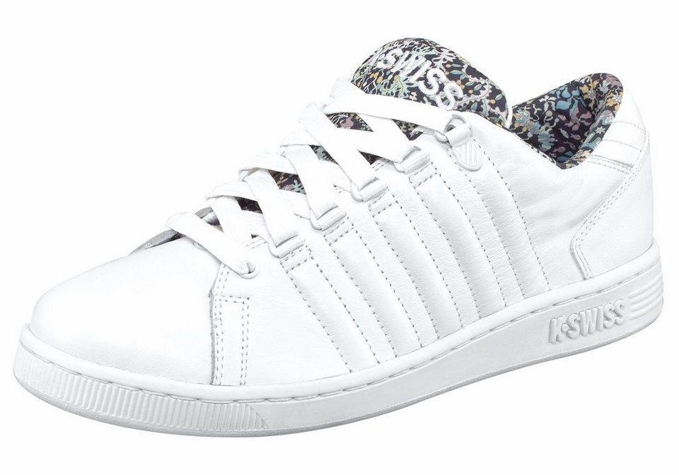 K-Swiss »Lozan III Liberty« Sneaker in weiß-bunt