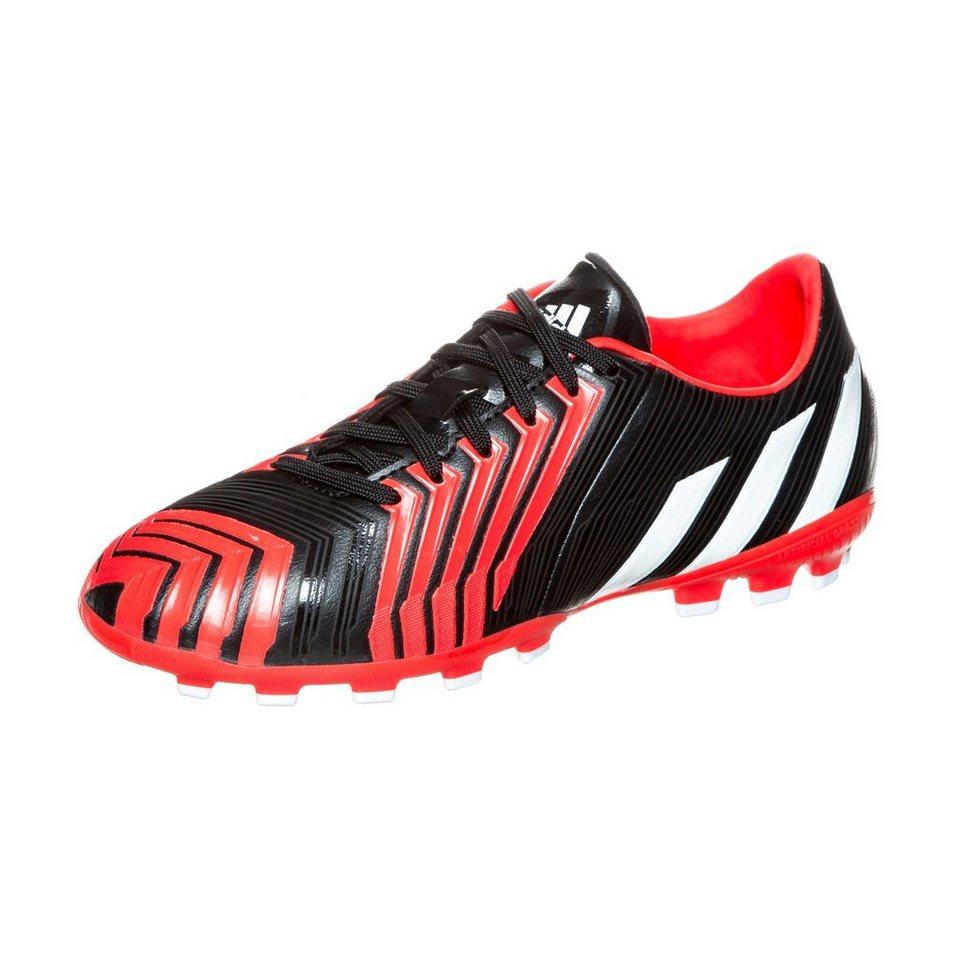 adidas Performance Absolado Instinct AG Fußballschuh Kinder in schwarz / rot / weiß