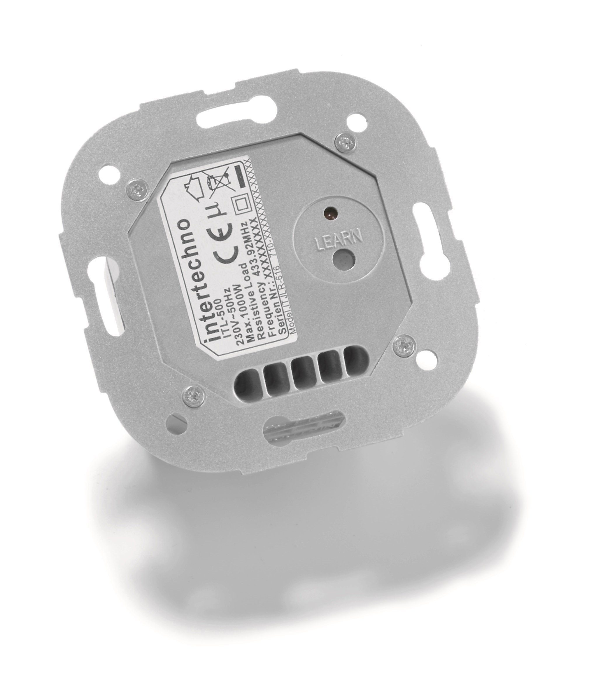 intertechno - Smart Home - Steuerung & Komfort »ITL-500 Funk- Jalousieschalter«