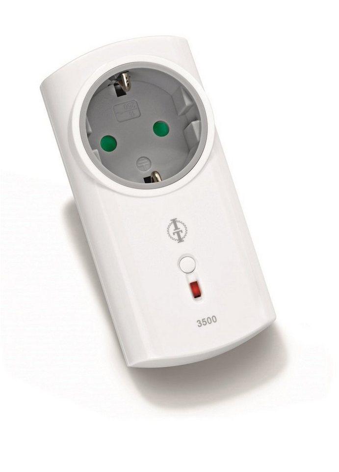 intertechno - Smart Home - Energie & Komfort »ITLR-3500 - Funk-Zwischenstecker« in weiss