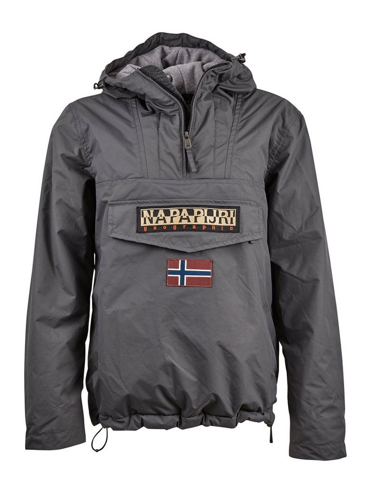 Napapijri Jacke »RAINFOREST WINTER« in grau