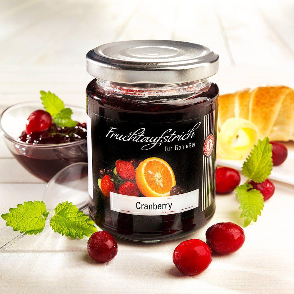 Schrader Fruchtaufstrich Cranberry