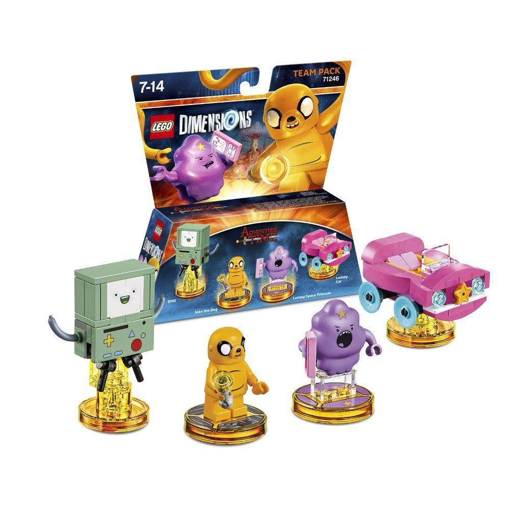 Warner Games Fanartikel »Lego Dimensions Team Pack Adventure Time«