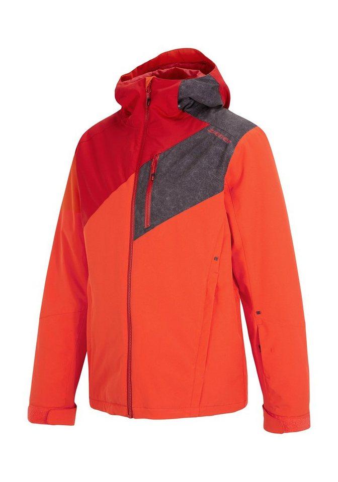 Ziener Jacke »TURRY man (jacket ski)« in new red