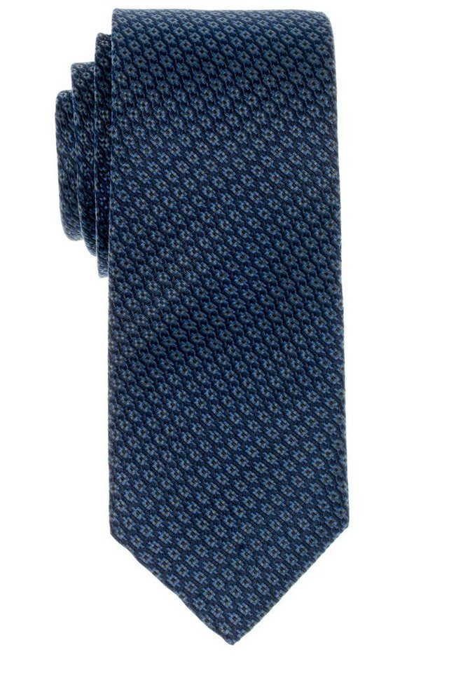 ETERNA Krawatte breit in blau