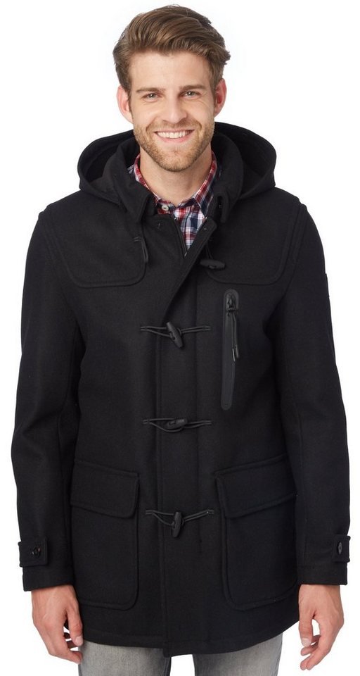 tom tailor jacke dufflecoat mit kapuze kaufen otto