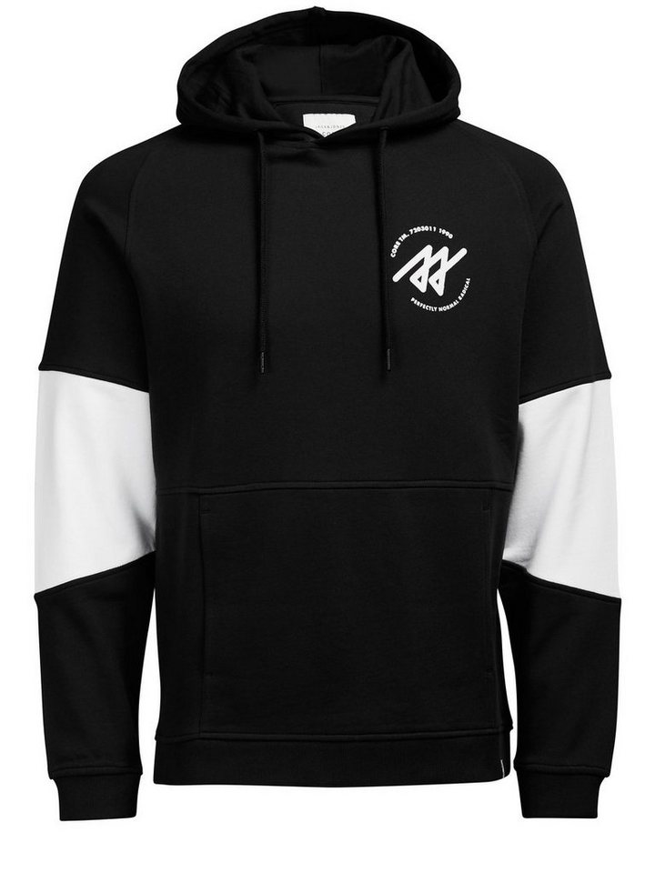 Jack & Jones Sweat- Hoodie in Black