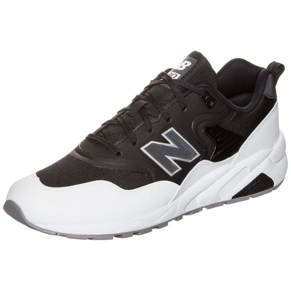 NEW BALANCE MRT580-TA-D Sneaker Herren in schwarz / weiß