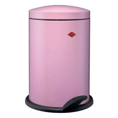 WESCO Mülleimer »Base Softer Rosa / Pink 13 L«