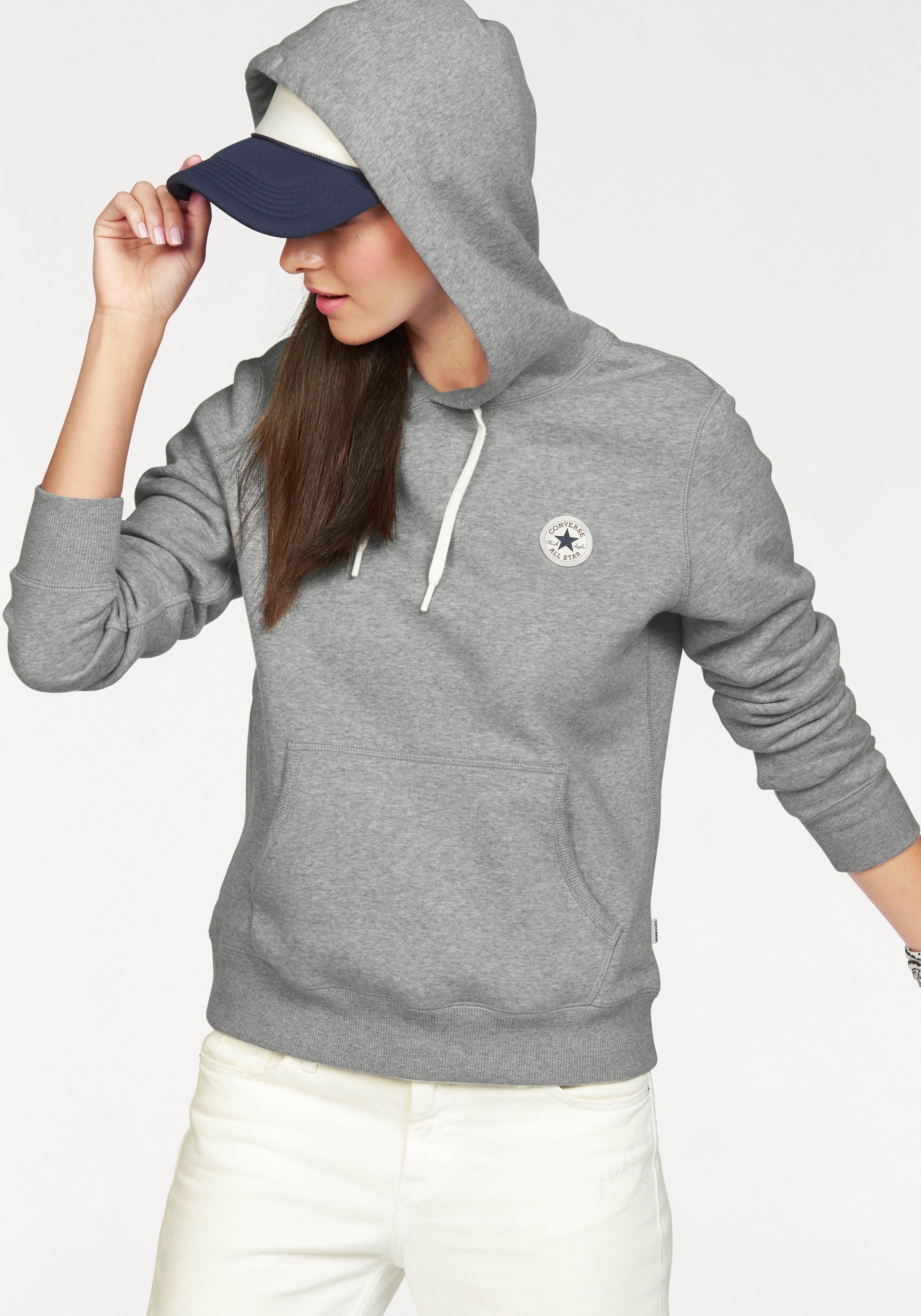 converse damen hoodie