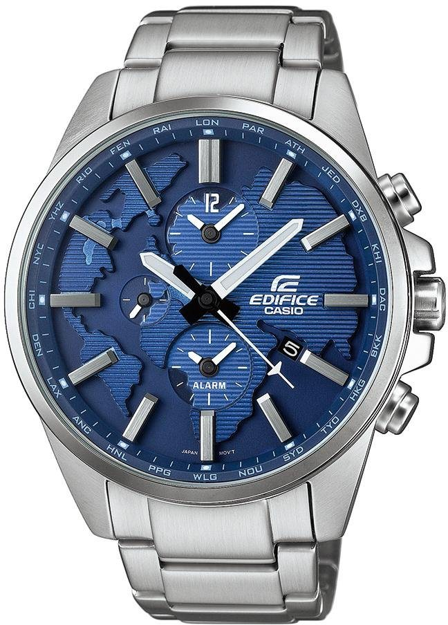 Casio Edifice Quarzuhr »ETD-300D-2AVUEF« in silberfarben