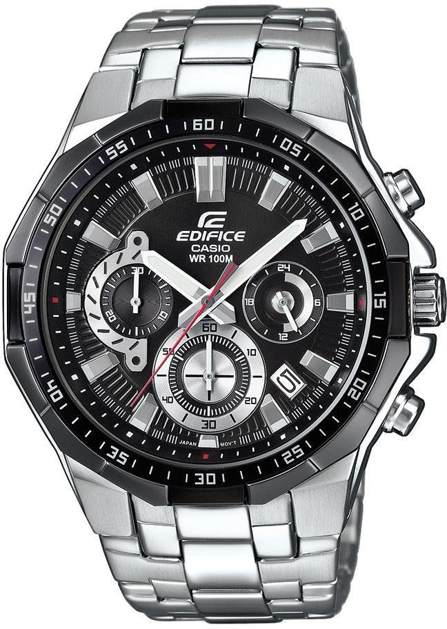 Casio Edifice Chronograph »EFR-554D-1AVUEF«