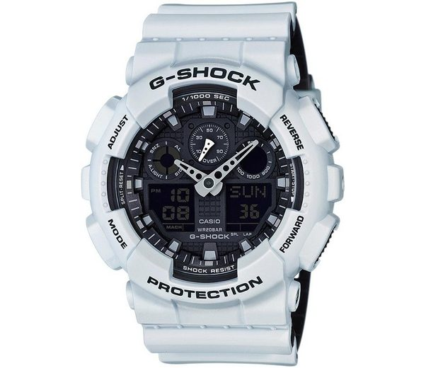 Casio G-Shock Chronograph »GA-100L-7AER«