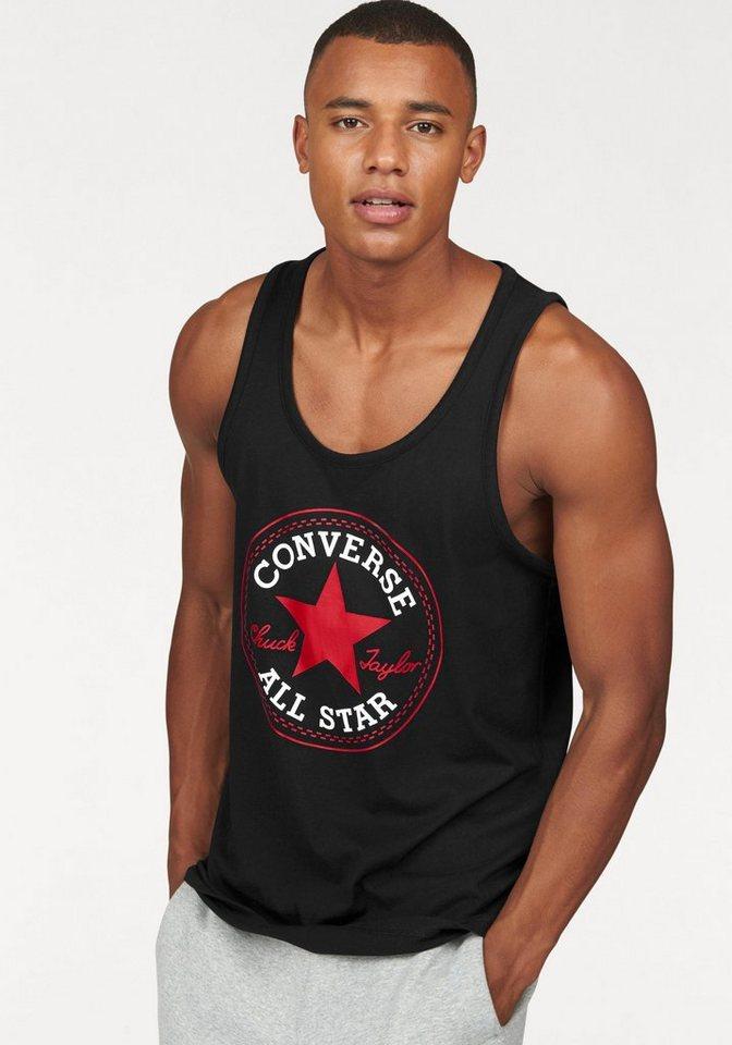 Converse Tanktop »CORE CP TANK MEN« in schwarz