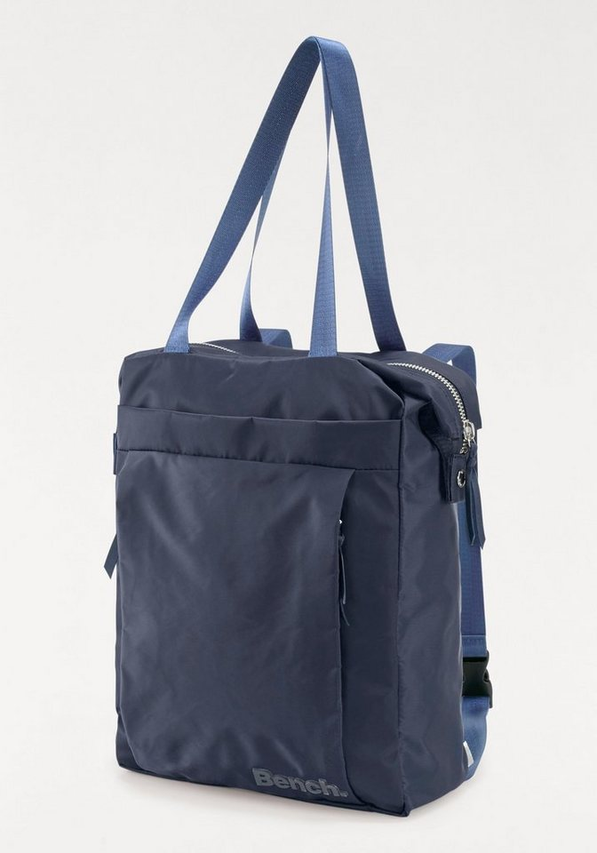 Bench Shopper »BAG« in marine