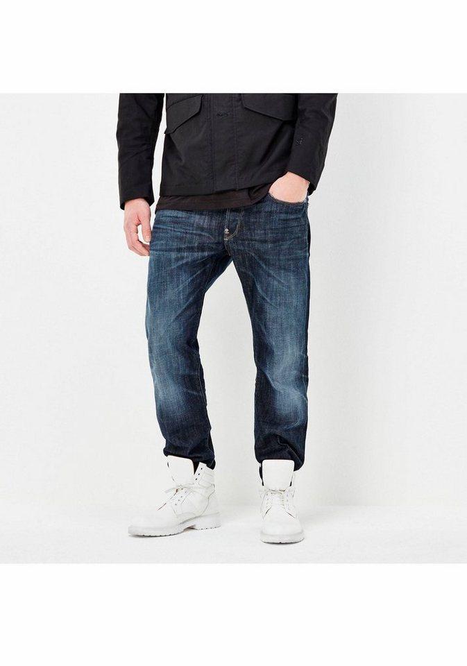 g star straight jeans defend straight kaufen otto. Black Bedroom Furniture Sets. Home Design Ideas