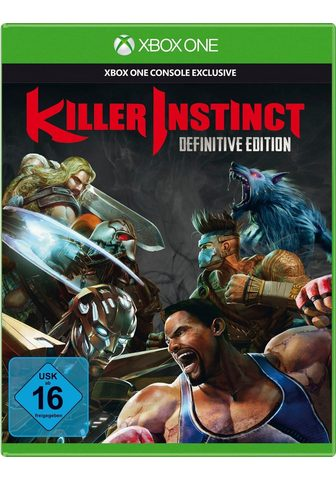XBOX ONE Killer Instinct: Definitive Edition
