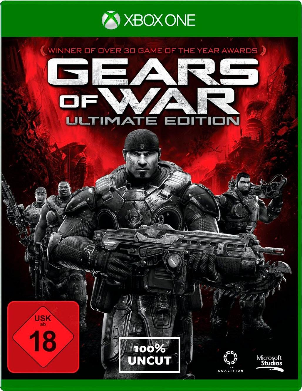 Gears of War Ultimate Edition 100% Uncut Xbox One
