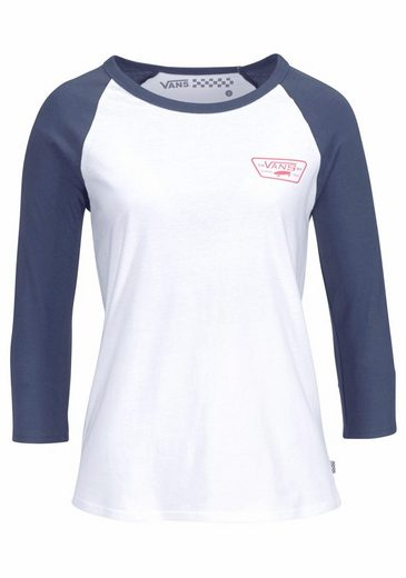 Vans 3/4-Arm-Shirt FULL PATCH RAGLAN