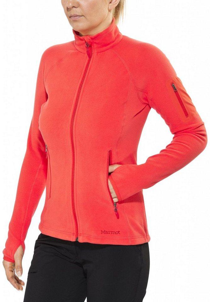 Marmot Outdoorjacke »Flashpoint Jacket Women« in rot