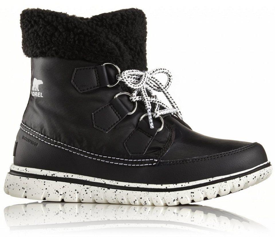 Sorel Kletterschuh »Cozy Carnival Boots Women« in schwarz