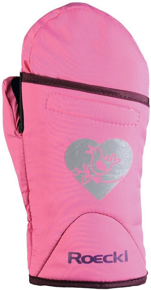 Roeckl Handschuh »Franca Handschuhe Babies« in pink