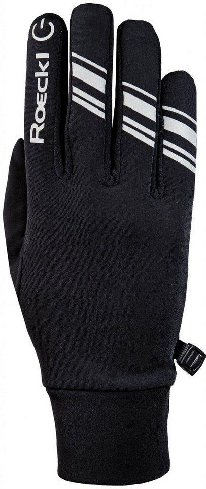 Roeckl Handschuhe »Karakorum Handschuhe« in schwarz