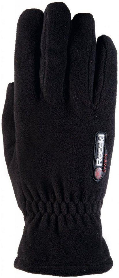 Roeckl Handschuhe »Kroyo Handschuhe« in schwarz
