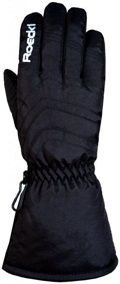 Roeckl Handschuh »Annot Handschuhe Kinder« in schwarz