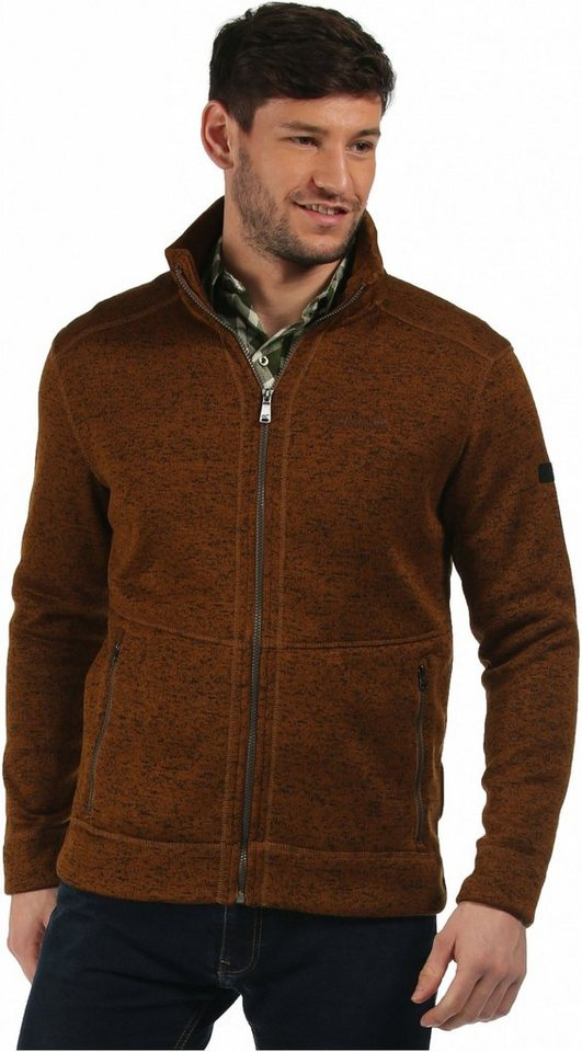 Regatta Outdoorjacke »Braizer Fleece Men« in braun