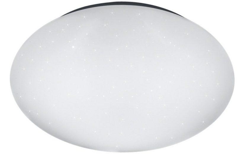TRIO Leuchten LED Deckenleuchte, »GLITTER PUTZ«