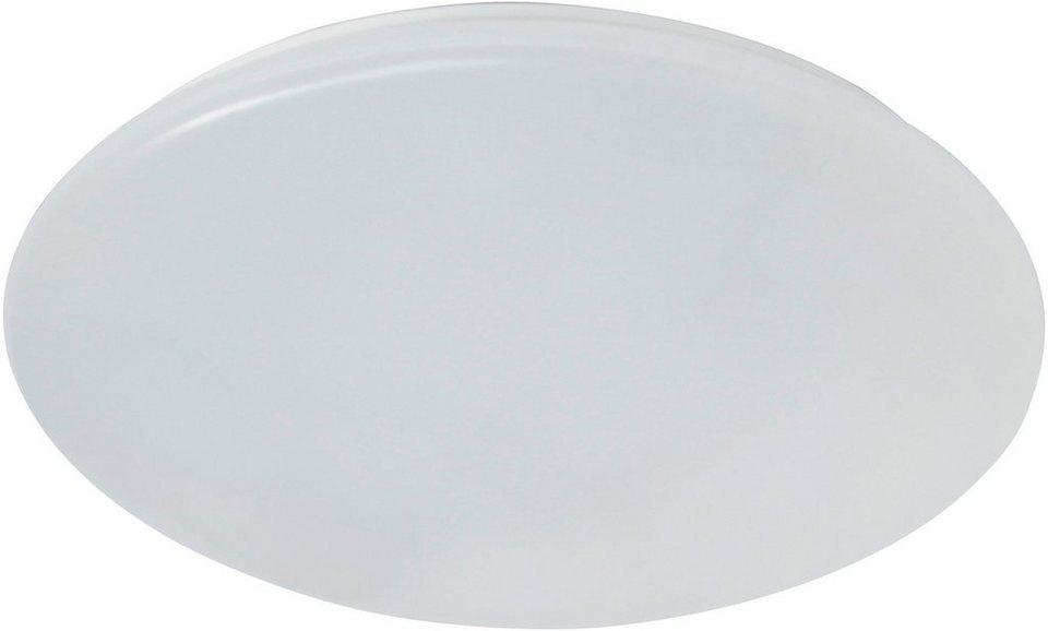 TRIO Leuchten LED Deckenleuchte, »PUTZ« in weiß