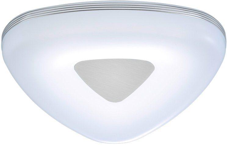 TRIO Leuchten LED Deckenleuchte, »NAGOYA« in weiß