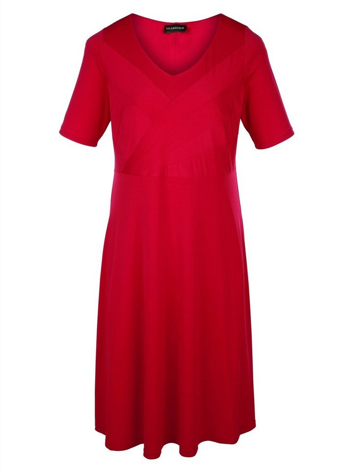 MIAMODA Kleid in rot