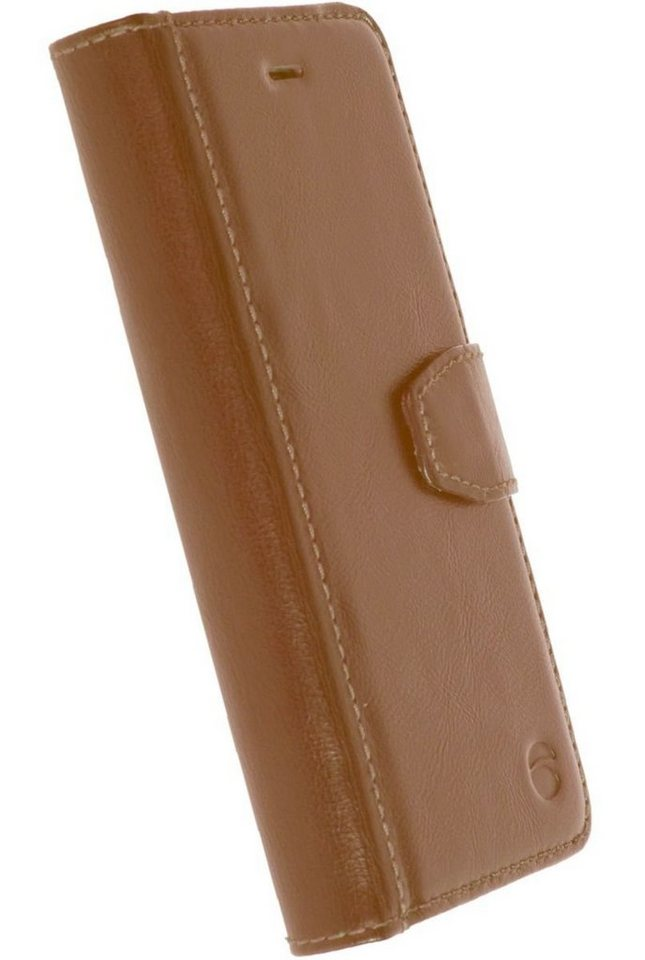 Krusell Handytasche »FolioWallet Sigtuna für Apple iPhone 7« in Cognac