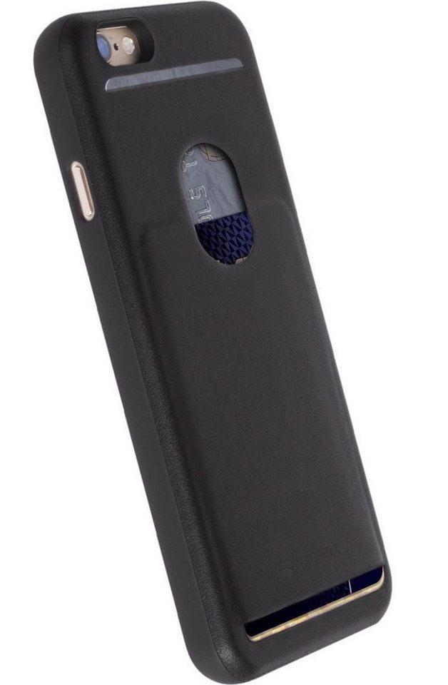 Krusell Handytasche »WalletCover Timrå für Apple iPhone 7« in Schwarz