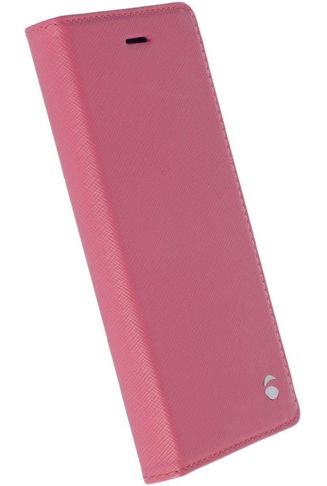 Krusell Handytasche »FolioCase Malmö für Apple iPhone 7« in Pink