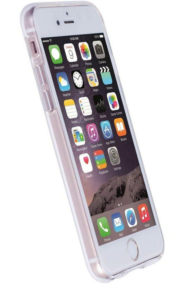 Krusell Handytasche »HardCover Kivik für Apple iPhone« in Transparent