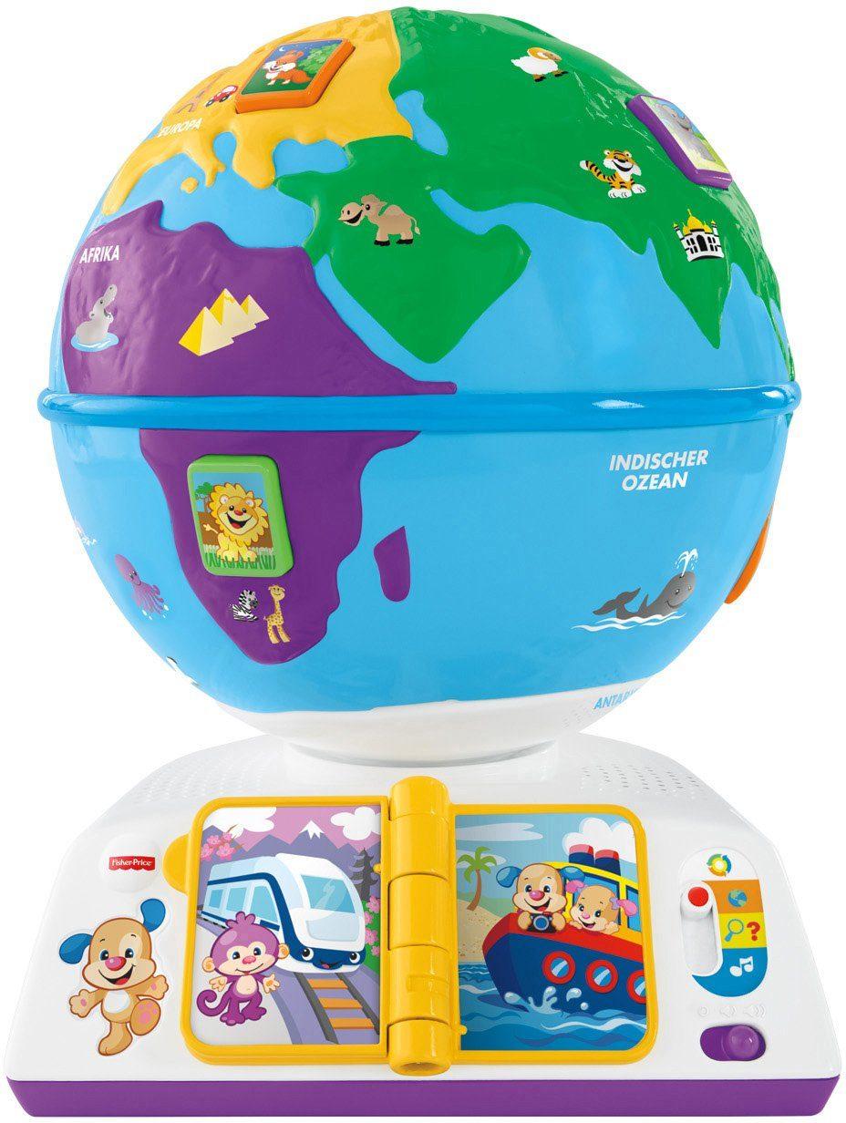 Fisher Price Lernspielzeug, »Lernspaß Globus«