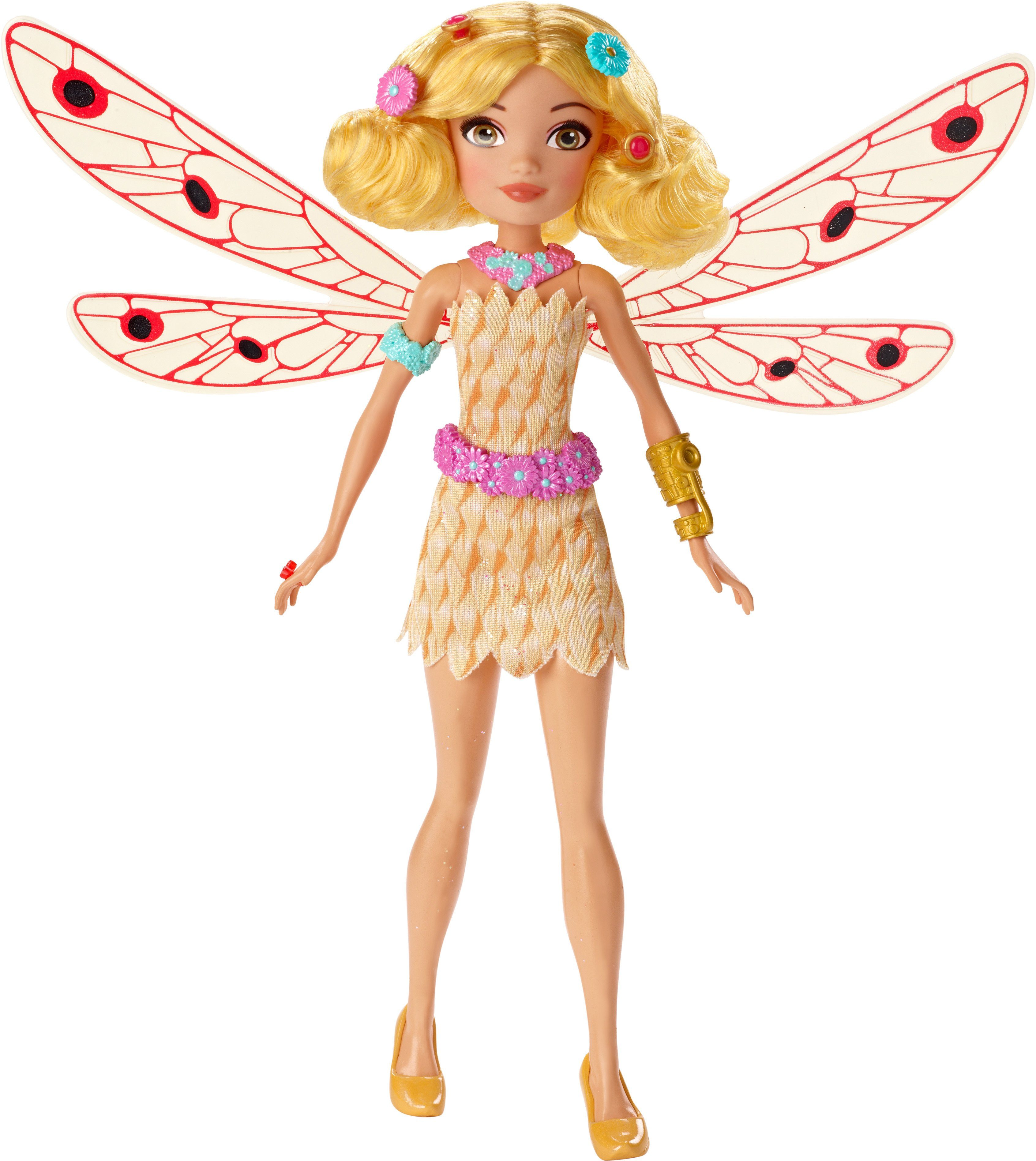 Mattel, Spielpuppe Elfe, »Mia and Me, Shiva Puppe«