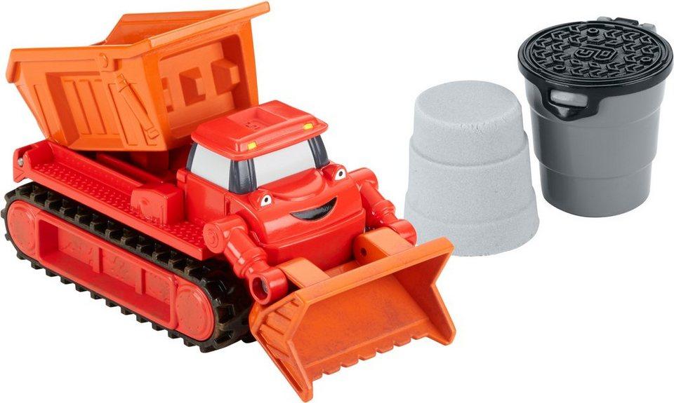 Fisher Price Spielfahrzeug mit Zubehör, »Bob der Baumeister, Sandspaß Buddel« in orange