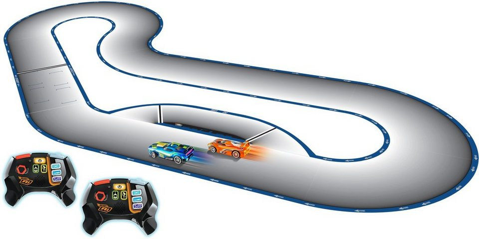 Mattel, Rennstrecke mit künstlicher Intelligenz , »Hot Wheels®, A.I. Intelligent Race System« in grau