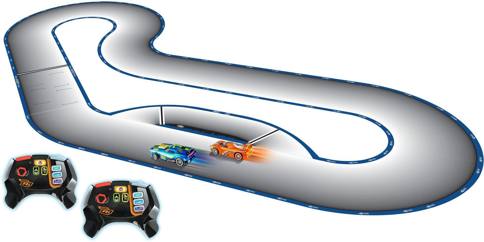 Mattel, Rennstrecke mit künstlicher Intelligenz , »Hot Wheels®, A.I. Intelligent Race System«