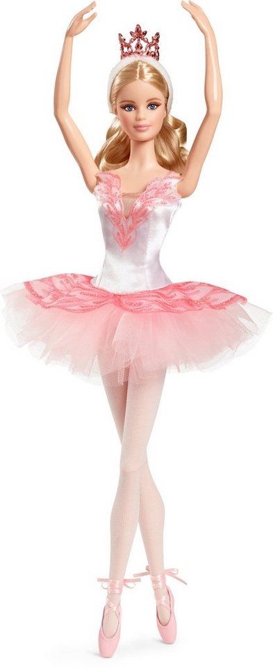 Mattel, Puppe, »Barbie Collector, Ballet Wishes Barbie Doll 2016« in rosa