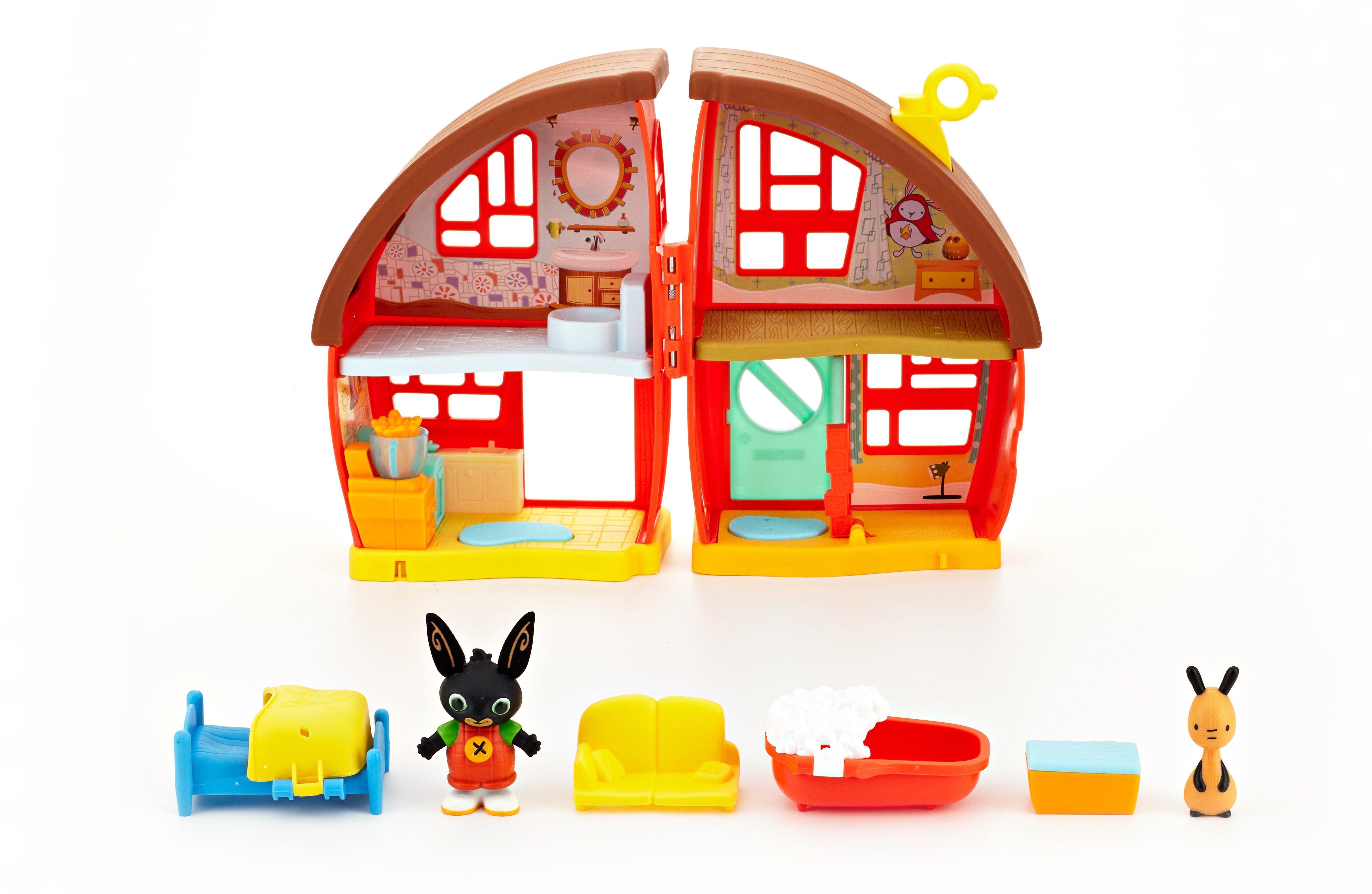 Fisher Price Aufklappbares Spielhaus, »Bings Haus«