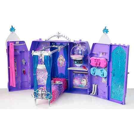 Mattel Spielpuppenhaus, »Barbie Sternenschloss Spielset«
