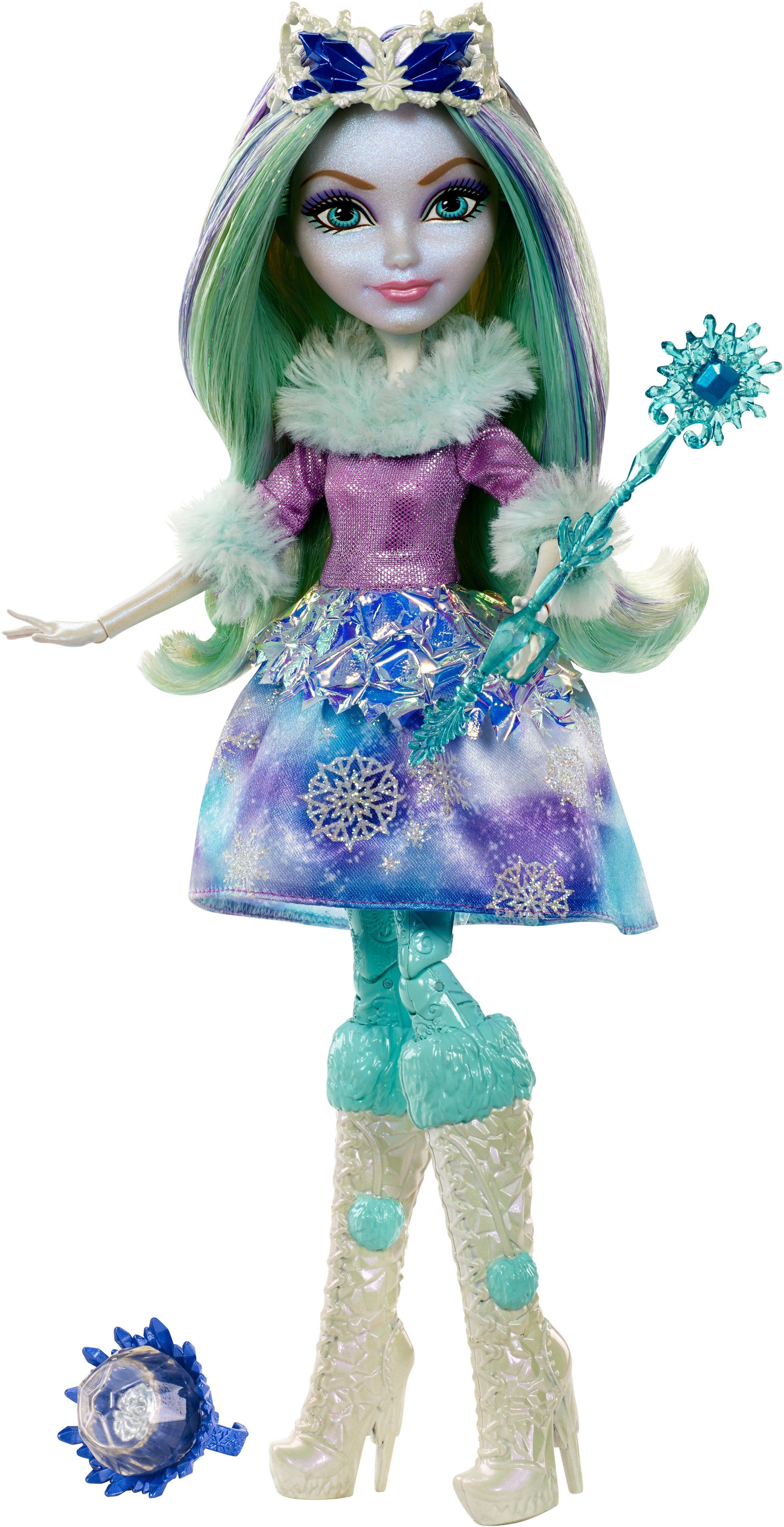 Mattel Puppe, »Ever After High, Ewiger Winter, Crystal Winter«